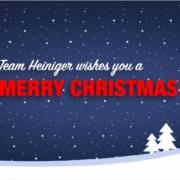 Heiniger New Zealand's 2019 Christmas Hours
