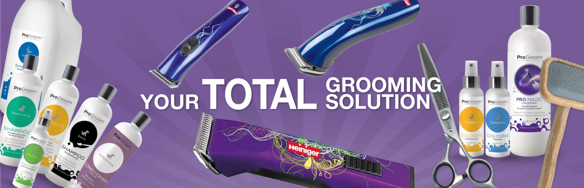 Total Grooming Solution 09