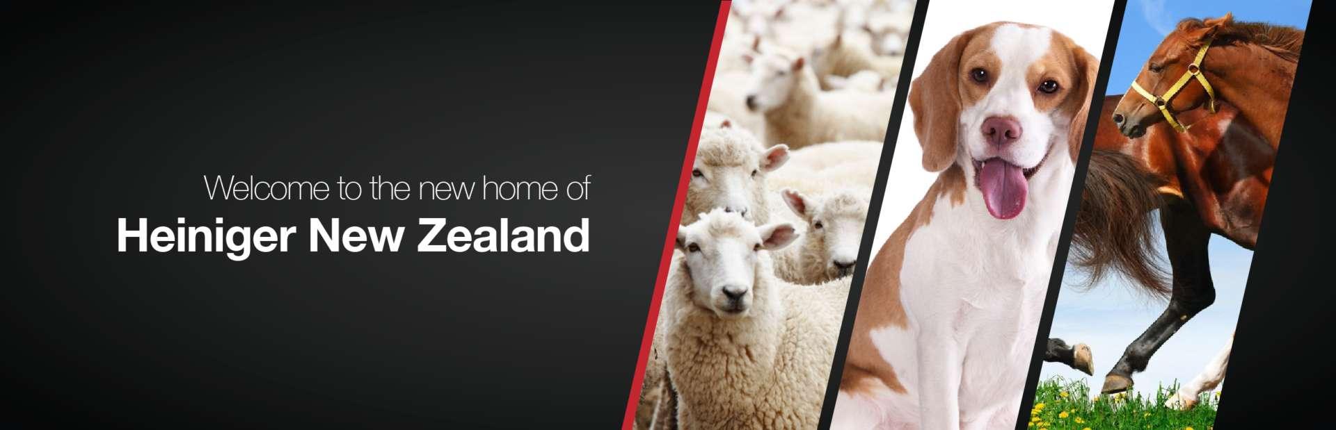 Welcome To Heiniger New Zealand