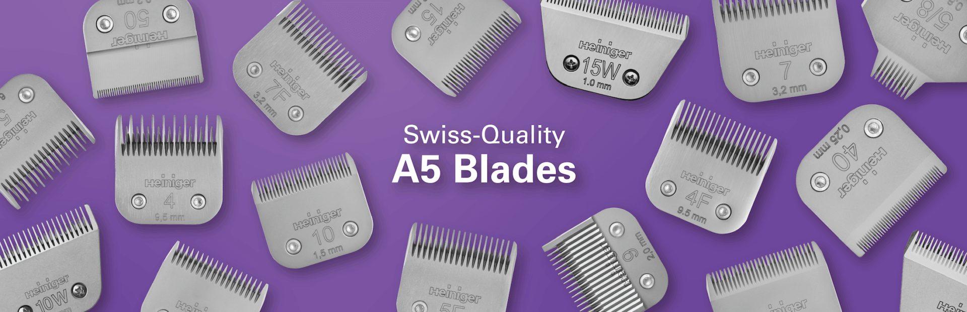 A5 Blades