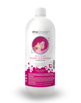 1 L Berry Bright Foam Cleanser
