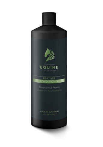 Equine Black 1 L Bottle Restore Conditioner
