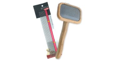 Grooming Brushes & Combs